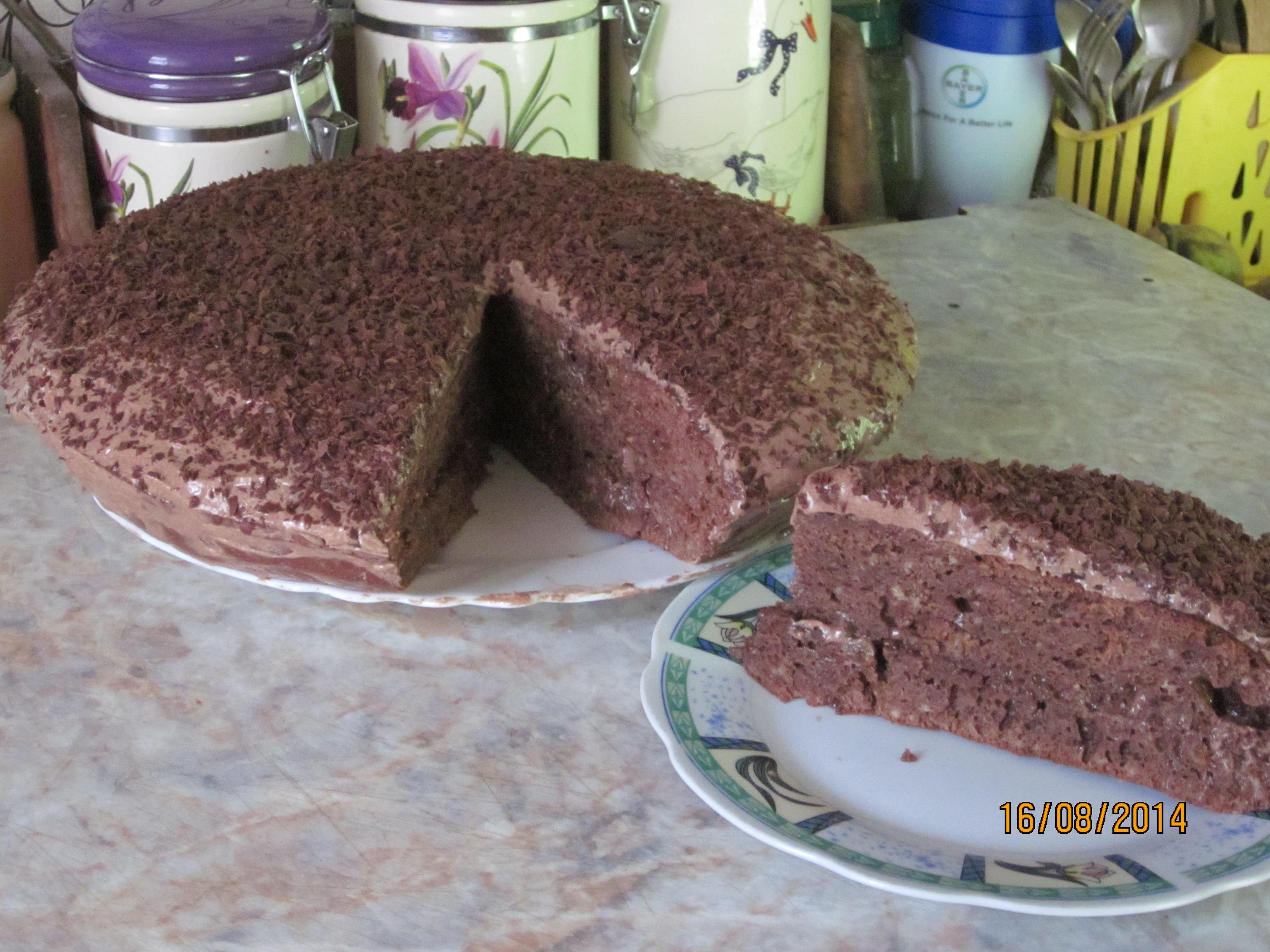 Торт кучерявый ивашка рецепт с пошагово