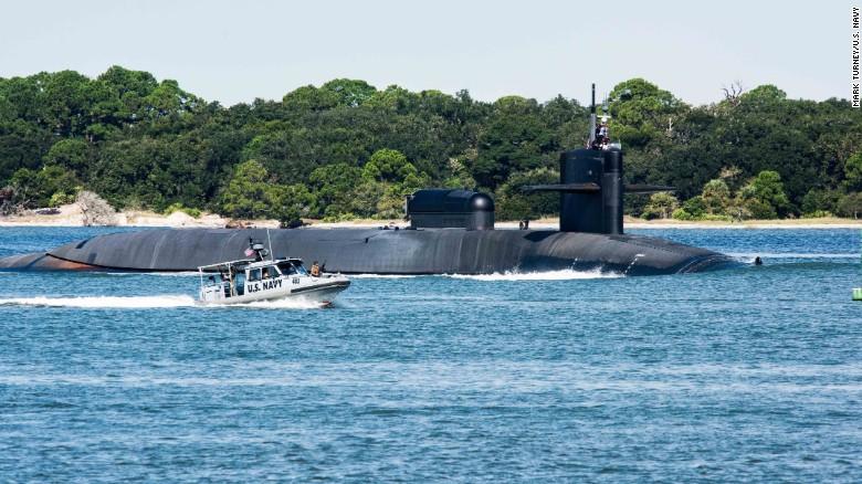 командиры подводных лодок сша
